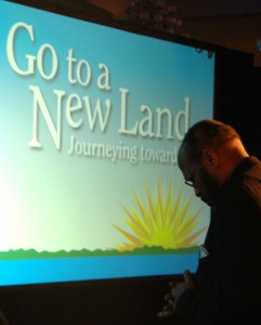 Go to a New Land: Journeying Toward God Recap