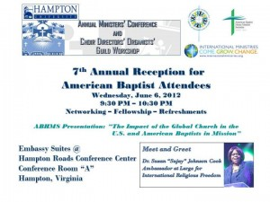 98th Annual Hampton University Ministers' Conference