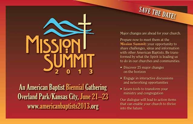 Mission Summit 2013