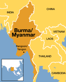 Baptists Celebrate Judsons in Burma