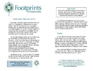 footprintssept2014