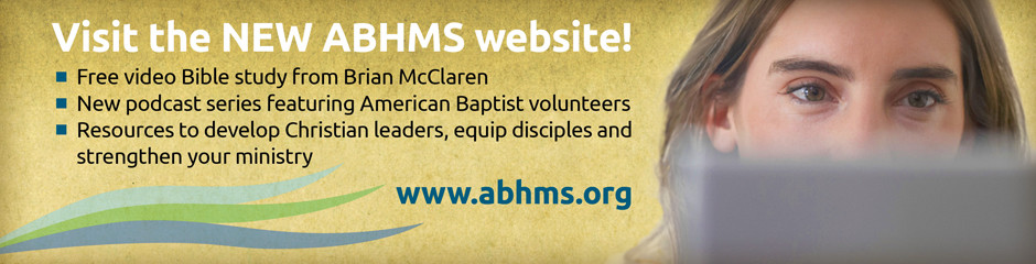 "VALLEY FORGE, PA (ABNS 4/27/16)—American Baptist Home Mission Societies (ABHMS) continues its nearly 200-year-old commitment to domestic mission across the United States and Puerto Rico with a redesigned website that brings the ministry to life for the 21st century and beyond. For easy navigation, the updated website—www.abhms.org—categorizes content by three ministry emphases—""Developing Leaders,"" ""Equipping Disciples"" and [&hellip"