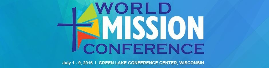 Click here for all the details about the World Mission Conference! Three Great Opportunities: Hear the Call Retreat July 1 – 4 Hear the Call is a high-intensity weekend retreat for adults who are exploring a call to become global missionaries. Starting Friday evening, July 1st, at the Green Lake Conference Center in Wisconsin, you [&hellip