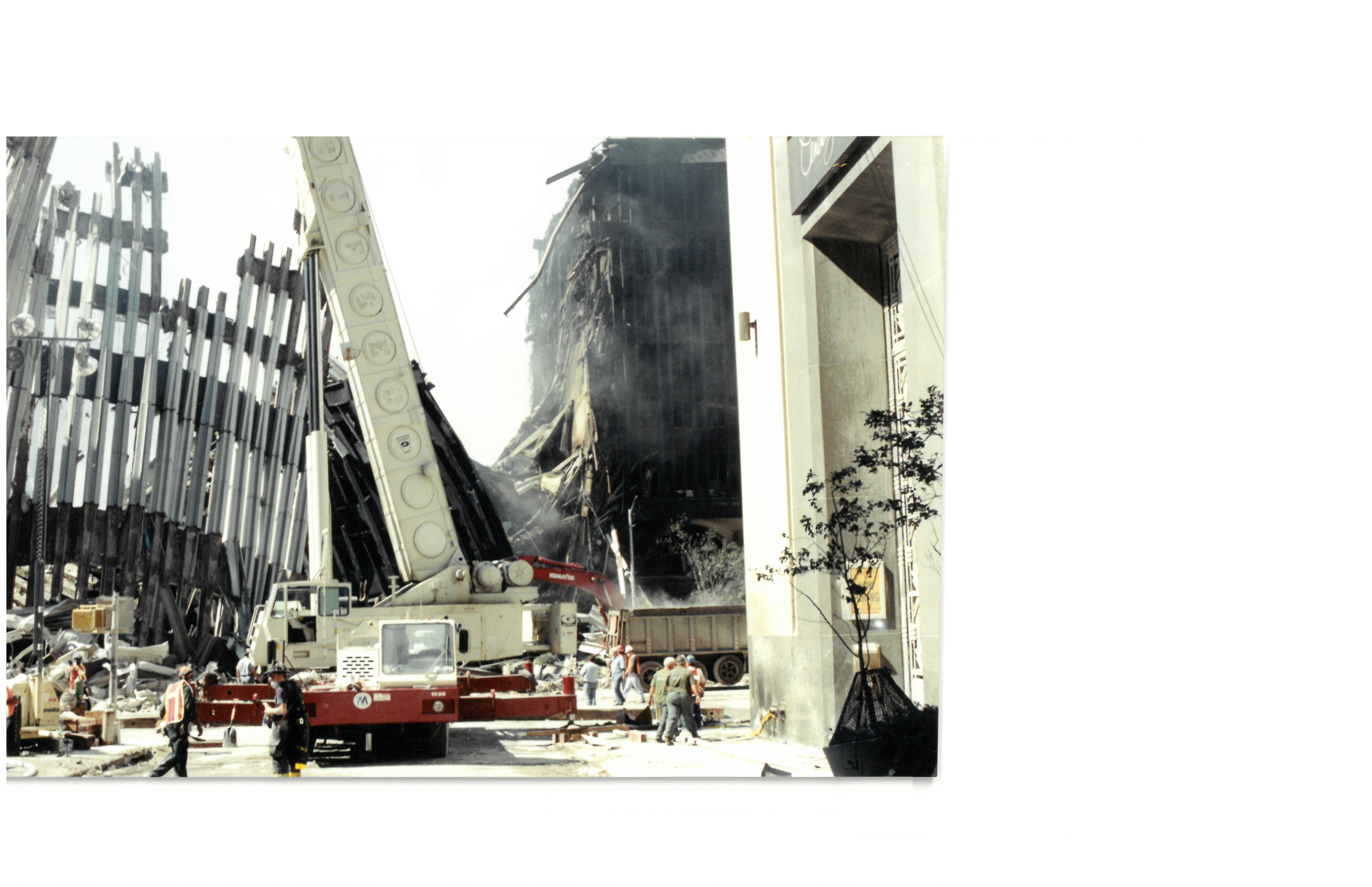 remembering 9 11 Seventeen years after 9/11, the fbi is helping to raise awareness about compensation available to first responders who have fallen ill as a result of exposure to toxins in the aftermath of the.