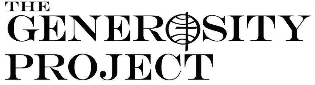 TheGenerosityProject art