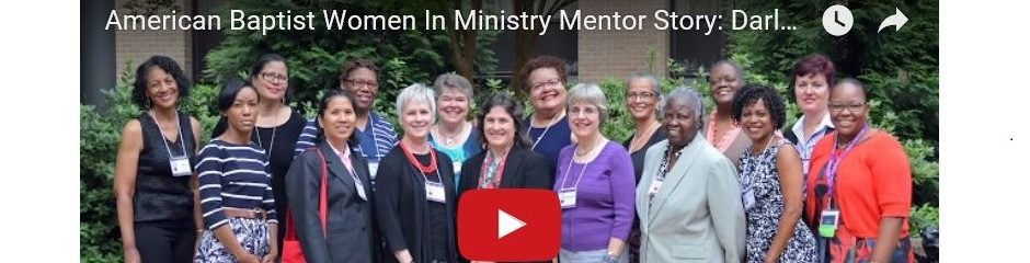 "American Baptist Women in Ministry is highlighting mentors who have encouraged others. Watch this story or read below to learn how mentors have influenced Darla Dee Turlington, a leading woman of American Baptist Churches USA. Recalling Mentor Rev. Dr. Robert Harvey: A Big Problem By Rev. Dr. Darla Dee Turlington ""He told me he had [&hellip"