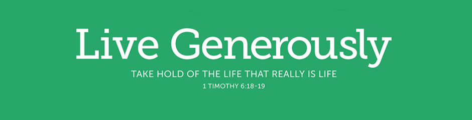 """A team working together around the challenge of stewardship in the 21st century has worked hard over the past eighteen months to put together """"The Generosity Project,"""" a pilot program running from Sept. 2017 – Dec. 2018 which will work to provide stewardship resources and support to a cohort group of pastors from New England [&hellip"""