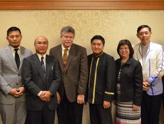 Burma Refugee Commission Addresses Board of General Ministries
