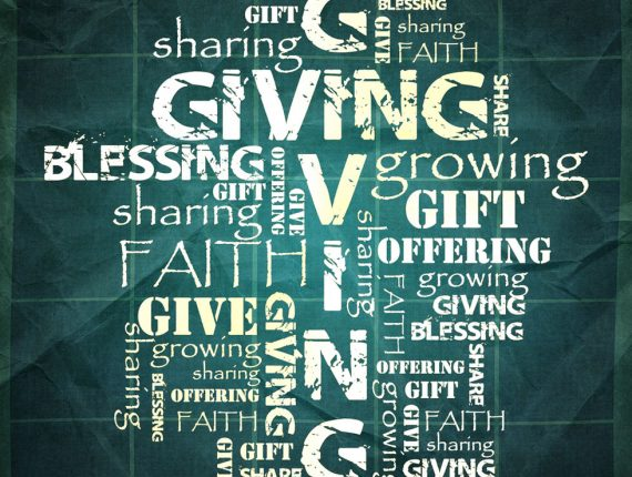 A Generosity Project Reflection: Are You too Generous at Church?