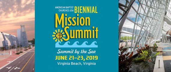 Biennial Mission Summit Election Slate