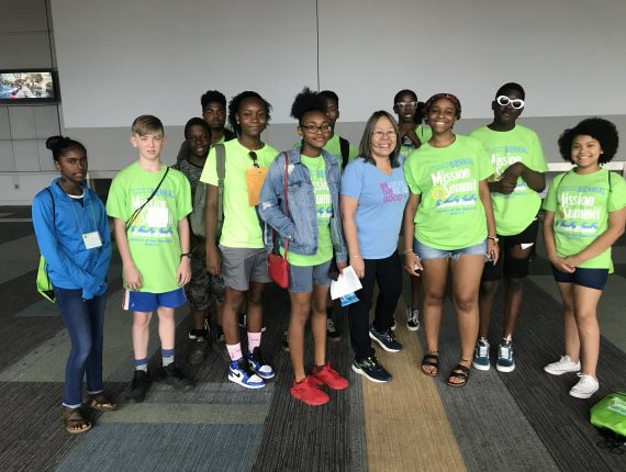 Biennial Youth Conference Brings Over 100 Young People to Virginia Beach