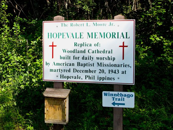 Hopevale Commemoration Sunday is December 20
