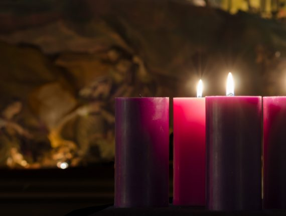 An Advent Reflection by Rev. Dr. Daryl Ward