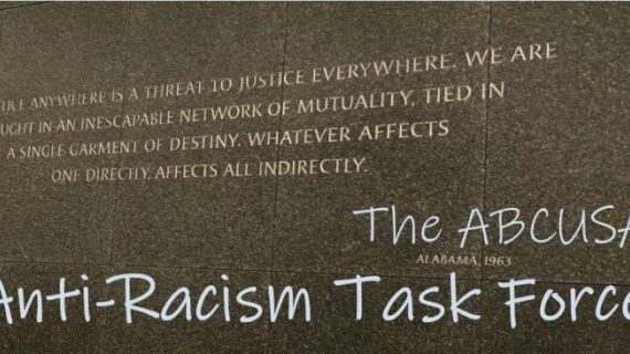 ABCUSA Anti-Racism Task Force April 2021 Article