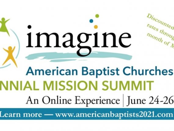 Online Registration Opens for 2021 Biennial Mission Summit